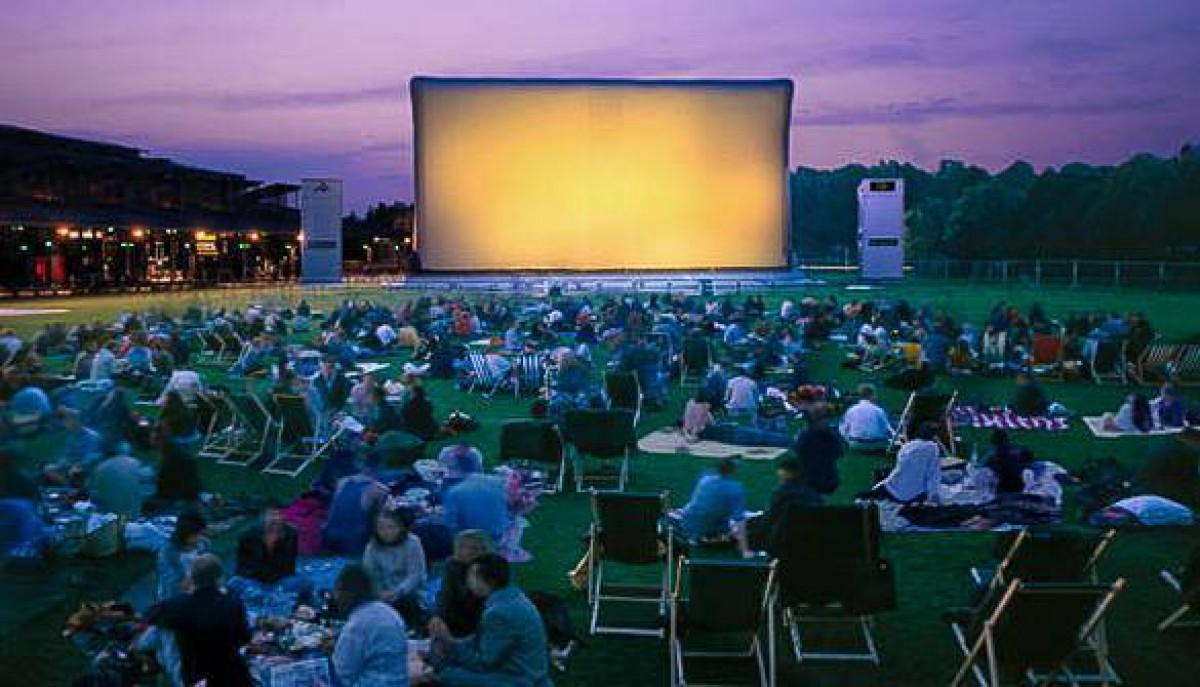 About Funflicks Funflicks Outdoor Movies
